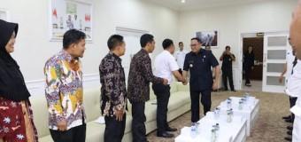 Camat dan Kades Diminta Berperan Aktif Tingkatkan Partisipasi Masyarakat Pada Pemilu 2019