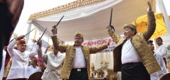 Sumsel dan Lampung Berencana Bangun Ekonomi Regional