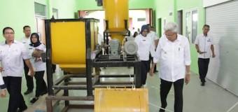 Wagub Mawardi Ingin Kebun Raya SriwijayaSecepatnya Jadi Pusat Penelitian Lahan Basah