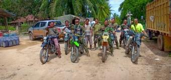 Dukung Swasembada Beras, Kodim 0401 Muba Buka Cetak Sawah Seluas 300 Hektar