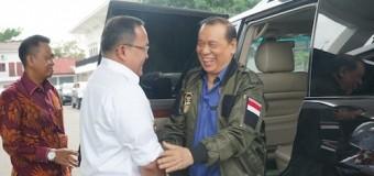 Ketua Komisi III DPR RI Kahar Muzakir Kunker dan Memantau Kesiapan Pemilu 2019