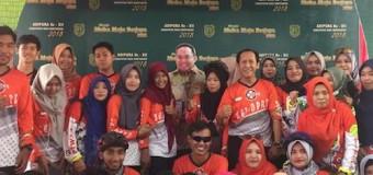 Adipura Kembali ke Muba, Photo Booth Dodi Reza Digandrungi Warga