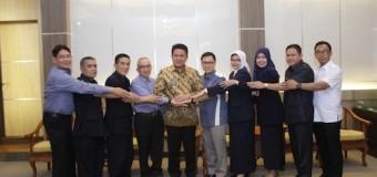 Sumsel Eratkan Kerjasama Bidang Pendidikan, Perkebunan dan Pariwisata dengan Negara Malaysia