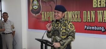 Gubernur Minta Brimob Fokus Amankan Pemilu 2019