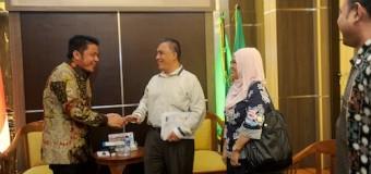 Herman Deru Dukung KPK Cegah Secara Dini Praktik Korupsi