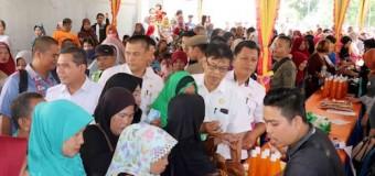 Jaga Stabilita Harga, Pemkab Muba Gelar Pasar Murah Sembako