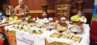 TP PKK Sumsel Sabet Juara Satu, Festival Kuliner Expo Nusantara 2019 Tingkat Nasional