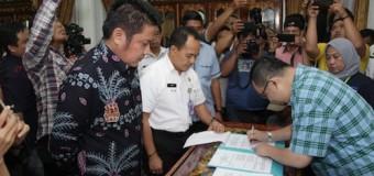 Herman Deru, Gubernur Pertama di Indonesia Respon Inpres Nomor 3 Tahun 2019 Tentang Pembangunan Persepakbolaan Nasional