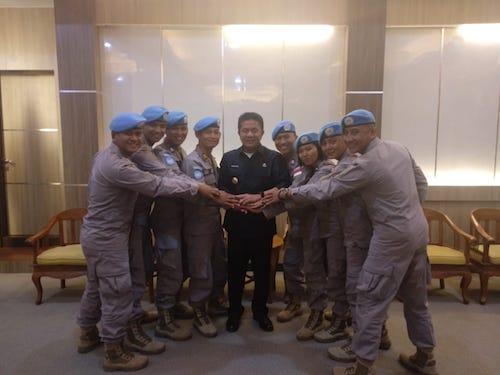peacekeper