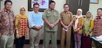 Indeks Desa Membangun (IDM) Kabupaten Banyuasin Meningkat