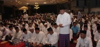 Herman Deru: Jadikan Bulan Ramadhan Sebagai Moment Memperbaiki Keimanan dan Ketakwaan