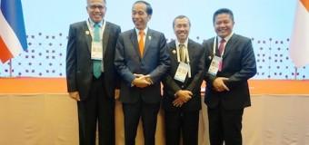 Dampingi Jokowi di Bangkok, Herman Deru Sebut Delapan Program IMT-GT Relevan dengan Visi Misi HDMY