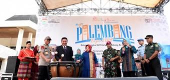 Tingkatkan Perekonomian Kota, Herman Deru PujiGelaran Palembang Expo