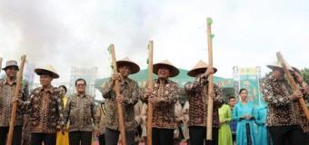Herman Deru Siap Kembalikan Penas KTNA ke Bumi Sriwijaya