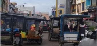 Bupati Empat Lawang Kesal, Melihat Kondisi Pasar Musi Tebingtinggi Semrawut