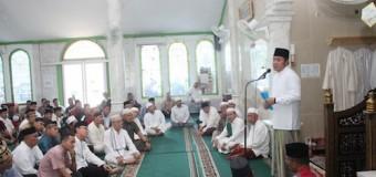 Herman Deru : Safari Jumat Eratkan Silaturahmi antara Umaro, Ulama dan Umat