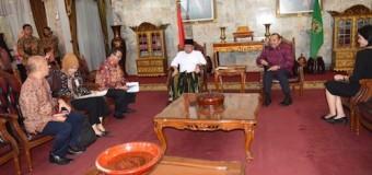 CIMT-GT Jajaki Kerjasama Pengembangan Karet dan Transportasi di Provinsi Sumsel