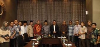 Ketua DPP ICMI Pusat Sarankan Pemprov Realisasikan Pembangunan Masjid Sriwijaya