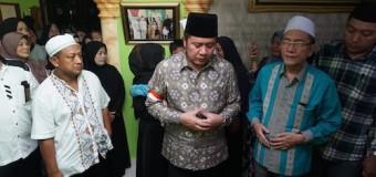 Turut Berbelasungkawa, Deru Takjiah ke Rumah Korban MOS, Akan Turunkan Tim Khusus Investigasi