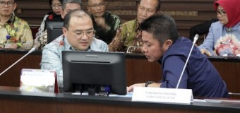 Genjot Infrastruktur, Herman Deru Boyong Walikota-Bupati ke Menteri PUPR