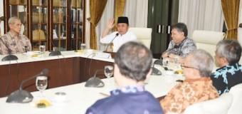 Kementerian PUPR RI Secara Cepat Respon Paparan Gubernur Sumsel