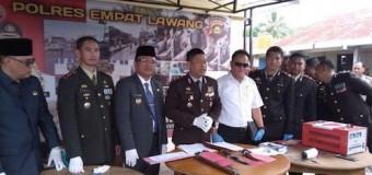 38 Unit Motor Bodong Disita, Warga yang Merasa Kehilangan Silahkan Cek ke Polres Empatlawang