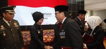 Herman Deru Ingatkan Pegawai untuk Bekerja Otentik, Konkrit dalam Hasilkan Produk