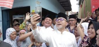 Ketua MPR RI DR H Zulkifli Hasan : Beruntunglah Rakyat Sumsel Punya Gubernur seperti Herman Deru