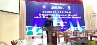 Peduli Syiar Islam, Herman Deru Dapat Apresiasi dari Ketua BWI Pusat