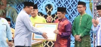 Herman Deru Satu-Satunya Gubernur Peraih BKPRMI Award 2019