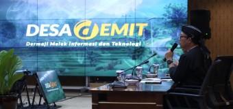 DeMIT Wujudkan Dermaji Jadi Desa Mandiri
