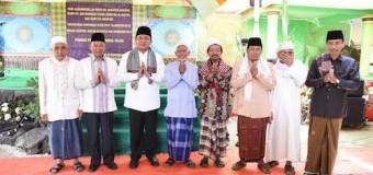 Pulang Kampung, Herman Deru Pantau Perbaikan Jalan Provinsi