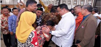 Mendes PDTT Lepas 40 Penggiat Desa ke Tiongkok dan India