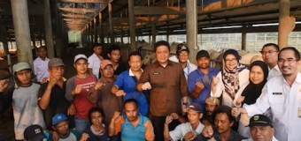 Herman Deru:Science Techno Park (STP) Rujukan Pengembangan Pertanian dan Peternakan di Sumsel