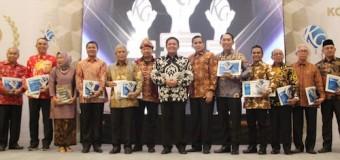 Herman Deru Dinobatkan Sebagai The Most Humble Governor