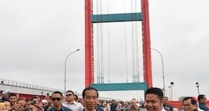 Herman Deru Minta Presiden Jokowi Lanjutkan Proyek Strategis Nasional di Sumsel