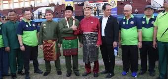Gubernur Cup Strategi Jitu HD Jaring Pesepak Berbakat