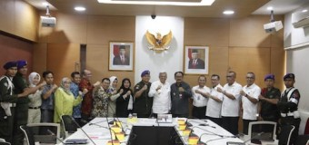 Mawardi Minta Menwa Mahawijaya Sumsel Aktif Jaga Iklim Kehidupan Kampus