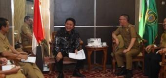 HD: Tahun 2020 Daerah Tetap Fokus Pada Pembangunan Infrastruktur
