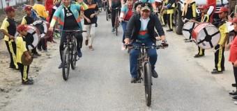 Sriwijaya Ranau Gran Fondo Sumsel Segera Jadi Destinasi Andalan Nasional