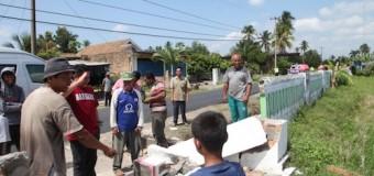 HD Apresiasi Semangat Gotong Royong Warga