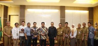 Herman Deru Gandeng SKK Migas Sukseskan Pembangunan Sumsel Entas Kemiskinan