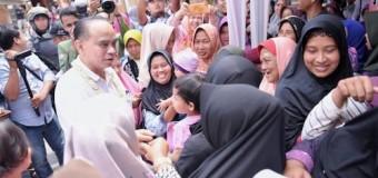 Wamendes PDTT Ajak Masyarakat Majalengka Awasi Dana Desa