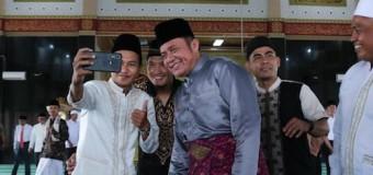 """Buka Tahun 2020, Herman Deru Geber Program Anyar """"Grebeg Masjid"""""""