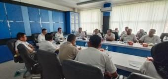 15 OPD Rapat Bersama BPK-RI Perwakilan Sumsel, Bahas Progrs Tindak Lanjut Rekomendasi LHP