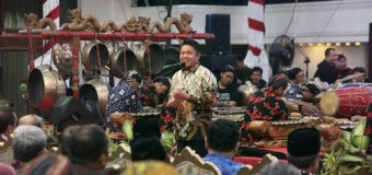 Nostalgia di OKUT, Herman Deru Wayangan dengan Kagama