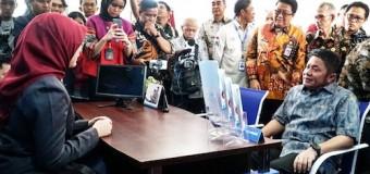 Gubernur Herman Deru Tantang 139 SMK se Sumsel Ciptakan Booster Signal
