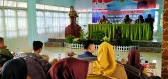 Pelatihan Kepemimpinan Anggota Forum Anak Kabupaten Empat Lawang