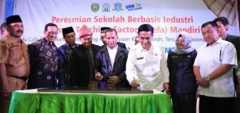 Pemprov Sumsel Apresiasi Kreativitas Siswa SMK Muhammadiyah 3 Palembang