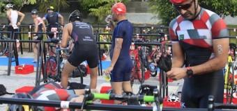 Ratusan Atlet Dalam dan Luar Negeri Meriahkan Palembang Triathlon 2020